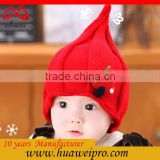 Made in china wholesale plush animal hat scarf glove custom beanie.