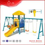outdoor functional swing set for kids