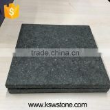 Berry black G684 chinese best price granite water jet finish