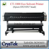 CT-1800 printing machines digital photo printing machine with DX7 print head from CRYSTEK