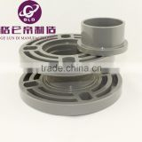 china supplier high quality low price din pvc fittings lap joint flange