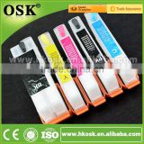 XP530 XP630 Refill ink cartridge for Epson T4100 T4101 T4102 T4103 T4104 Refillable ink cartridge with New chip
