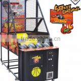 Crazy shoot basketball machine/kids coin operated game machine/Basketball arcade game machine