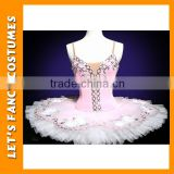 PGWC2813 Performance dress ballet tutu dress professional ballet tutu for girls tutu performance stage ballet dance wear
