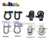 "3/16""(5mm) D/Bow Anchor Adjustable Shackle Screw Pin For Paracord Bracelet"