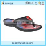 Promotional custom logo disposable flip flop