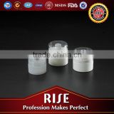 Professional design SGS certified BPA free Empty Luxury cosmetic cream containers plastic