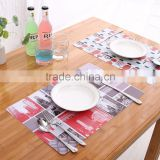 disposable placemats baby for home restaurant hotel homeware placemat England style tablemat