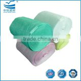 Multilayer dust air bag filter roll material