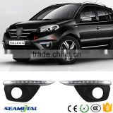 9 LED Car DRL For Renault Koleos 2011 2012 2013 2014 Daytime Running Lights