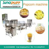 Grain/Corn Kernels /Maize Popping Equipment Production Line