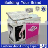 Baking Paint High Quality Cosmetics Stand Display