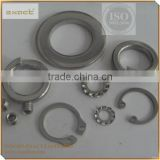DIN125A zinc plated Plain washers, flat washer