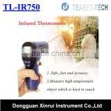Infrared Ear Thermometer ir thermometer no contact digital clinical thermometer -50 to 750C for industry                                                                                                         Supplier's Choice