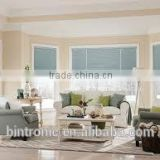 Bintronic Great Light Controlling Electric Honeycomb Shade Track And Blinds Components Motor