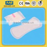High quality products PE back sheet 155mm panty liners for women