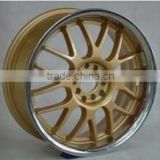 17 inch and 18inch aluminum alloy wheel rims                                                                         Quality Choice