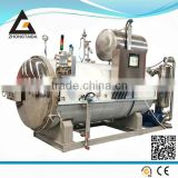 Spray Type Steam Fish Canned Food Sterilization Retort Autoclave Machine