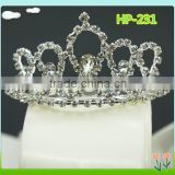 2015 Wholesale bling bling rhinestone tiaras crowns for bridal                                                                         Quality Choice
