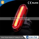 LED bike turn signal brake light