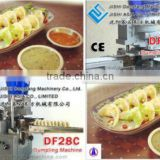 110V Samosa Dumplings Making Machine/ Home Dumplings Maker Machine/ Semi-automatic df28 Dumplings Making Machine on sale