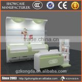 Supply all kinds of garment display,plywood display stands,optical eyeglasses frame wall display
