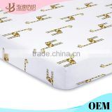 cotton bamboo muslin bedding set baby crib sheet