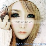 GEO Super Nudy 1 year big eyes korea color contact lens wholesale                                                                         Quality Choice
