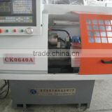 HAISHU CK0640A CNC lathe adopts imported accessories nc machine tools, quantity is with preferential treatment
