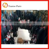 Alternator pulley v belt pulley gates poly v belt for Yutong,Higer,Kinglong bus