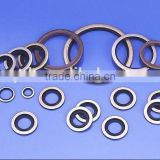 rubber metal bonded seal washers