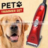 Professional Cordless Electric Dog Trimmer , pet clipper , electric nail clipper