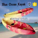 Blue Ocean 2015 new design kayak brands/customized kayak brands/superior kayak brands