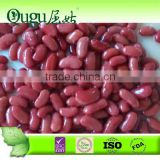Canned food light red kidney beans in tin with good quality from chinese wholesale qugu food