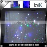 Led star drop curtain led twinkling stars led curtain lights white wedding backdrop light