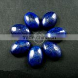 13x18mm oval dyed blue lapis lazuli cabochon DIY supplies for ring charm 4120060