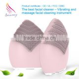 2016 hot selling korean face cleanser Beauty Care Massager