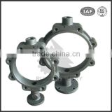 CF8M machining casting valve body