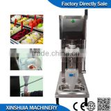 Fresh real fruit ice cream blending machine