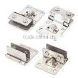 8mm Thickness Stainless Steel Glass Shelf Clip Clamp Bracket
