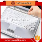 high quality transparent keyboard protective skin film