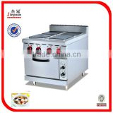 Commercial Electric Stoves with Electric Oven EH-887A