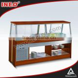 New Style Refrigerated Salad Bar/Salad Bar Display/Salad Display Counter