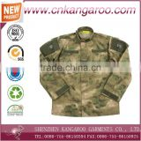 ACU army camouflage military twill/ ripstop uniform,Military uniform ripstop manufactory