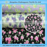 100 cotton printed fluorescence fabric for garment