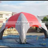 Outdoor Camping Inflatable Large Advertising Spider Dome Tent Waterproof Durable PVC Tent For Sale