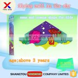 Yingxing summer toys 37 designs to choose PE plastic flying kite