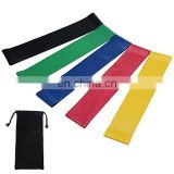 0.4mm 0.6mm 0.8mm 1.0mm 1.2mm 5 Levels latex loop bands Set hot exercise resistance workout fitness bands