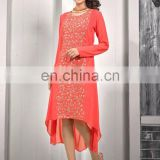 Indian Wholesale Price Georgette Kurti