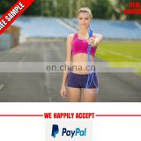 Custom design running uniform for girls